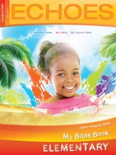 Echoes Elementary Bible Discoveries Student Book, Summer 2015