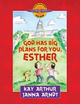 God Has Big Plans for You, Esther - eBook