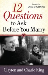 12 Questions to Ask Before You Marry - eBook