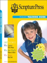 Scripture Press Primary Grades 1 & 2, Teaching Guide, Summer 2014
