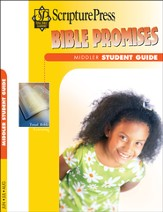 Scripture Press Middler Grades 3 & 4, Bible Promises Student Book, Summer 2014 - Slightly Imperfect