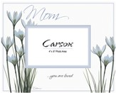 Mom X-Ray Flower Photo Frame