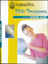 Scripture Press Junior Grades 5 & 6, Bible Treasures Student Book, Summer 2014