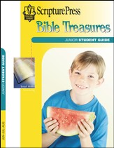 Scripture Press Junior Grades 5 & 6, Bible Treasures Student Book, Summer 2015