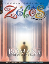Scripture Press High School Zelos Student Book, Summer 2014