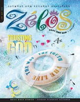 Scripture Press High School Zelos Student Book, Summer 2015