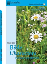 Scripture Press Adult Bible Knowledge Series Teaching Guide, Summer 2015