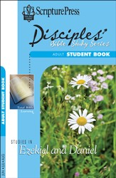 Scripture Press Adult Disciples Bible Study Series Student Book, Summer 2015