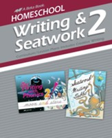 Homeschool Writing & Seatwork 2 Curriculum/Lesson Plans (Cursive)