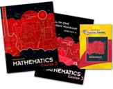 Prentice Hall Middle School Math 8th Grade Course 3 Homeschool Bundle