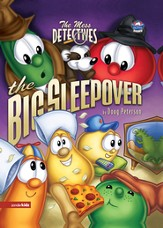 The Mess Detectives: The Big Sleepover - eBook