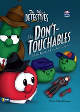 The Mess Detectives: The Don't-Touchables - eBook