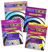 Prentice Hall High School Math Geometry Homeschool  Bundle
