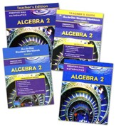 Prentice Hall High School Math Algebra 2 Homeschool Bundle