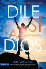 Dile si a Dios: A Call to Courageous Surrender - eBook