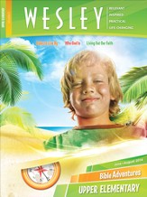Wesley Upper Elementary Bible Adventures (Student Book), Summer 2014