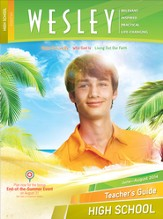 Wesley High School Teacher's Guide, Summer 2014