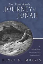 The Remarkable Journey of Jonah - eBook