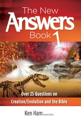 The New Answers Book 1 - eBook