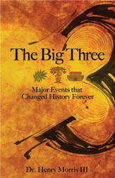 The Big Three: Major Events that Changed History Forever - eBook