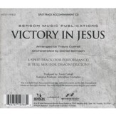 Victory In Jesus (Split-Track Accompaniment CD)