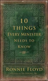 10 Things Every Minister Needs To Know - eBook