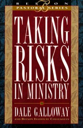 Taking Risks in Ministry