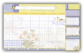 The Lord Will Guide You, Magnetic Planner with Flags