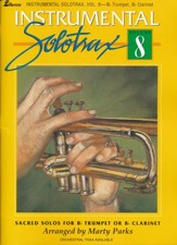 Instrumental Solotrax Vol. 8, Book