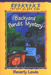 Backyard Bandit Mystery, Cul-de-Sac Kids #15
