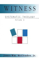 Systematic Theology Volume 3: Witness - eBook