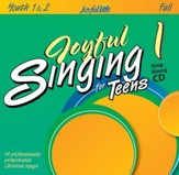 Joyful Singing for Teens #1 Audio CD