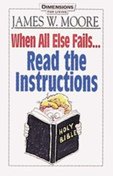When All Else Fails...Read the Instructions - eBook