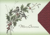 Comfort & Joy Christmas Cards, Box of 12