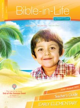 Bible-in-Life Early Elementary Teacher's Guide, Summer 2014
