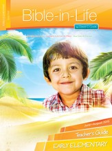 Bible-in-Life Early Elementary Teacher's Guide, Summer 2015