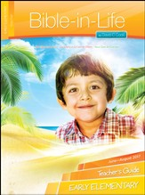Bible-in-Life Early Elementary Teacher's Guide, Summer 2016