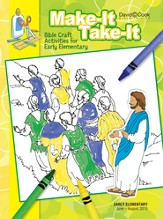 Bible-in-Life Early Elementary Make It Take It, Summer 2015