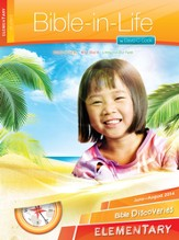 Bible-in-Life Elementary Bible Discoveries, Summer 2014