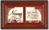 Nana You Dwell Within My Heart Music Box