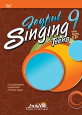 Joyful Singing for Teens #9 Audio CD
