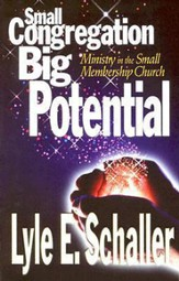 Small Congregation, Big Potential - eBook