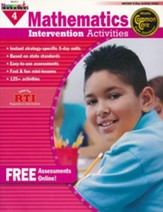 Mathematics Intervention Activities Grade 4