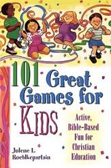 101 Great Games for Kids - eBook