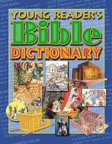 Young Reader's Bible Dictionary - eBook