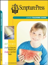 Scripture Press Junior Grades 5 & 6, Teaching Guide, Summer 2015