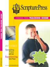 Scripture Press Young Teen Teaching Guide, Summer 2014