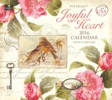 2016 Joyful Heart Wall Calendar