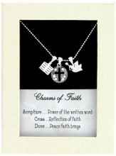 Charms of Faith Pendant
