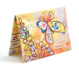 Rejoice in Hope Sticky Note Folio